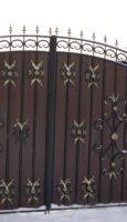 Ворота и калитка VSM