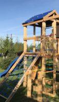 Купить детские игровые площадки для дачи